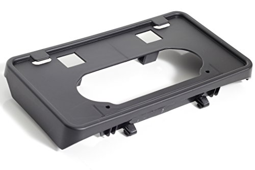 - OxGord Front License Plate Bracket Mount for 09-14 Ford F150 - Replaces 9L3Z-17A385-ATag Frame Holder