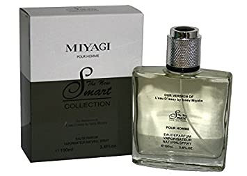 Perfume Miyagi for Men 3.4 oz EDT by Smart Collection by Smart Collection