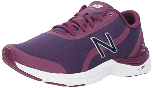 New Balance Women's 711 v3 Cross Trainer, Magenta, 9.5 D US