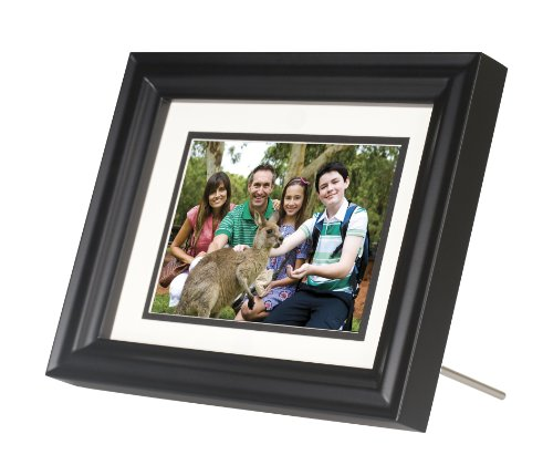 HP 7-Inch Digital Photo Frame-Black by HP