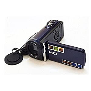 "KINGEAR PL014 16MP Digital Camera DV Video Recorder Mini DV Camcorder with 3.0"" Display 16x Digital Zoom"