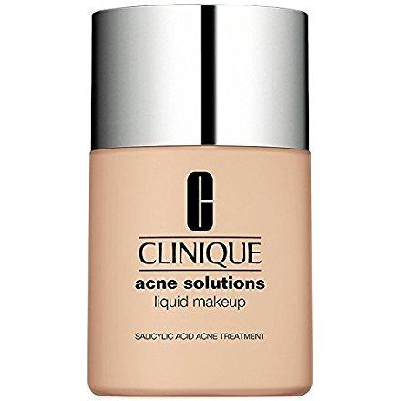 New! Clinique Acne Solutions Liquid Makeup, 1 oz / 30 ml, 03 Fresh Neutral (MF-N)