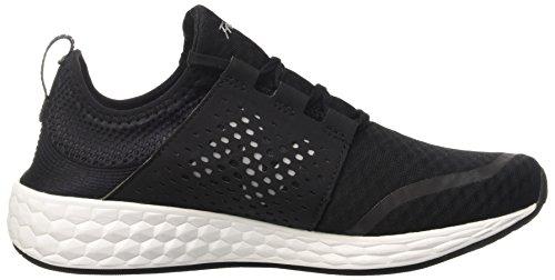 New Balance Mcruzv1, Zapatillas de Running para Hombre Negro (Black/white)