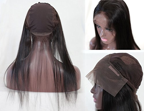 Chantiche Straight Lace Brazilian Frontals