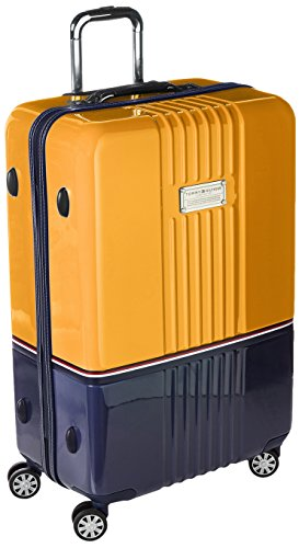 Tommy Hilfiger Chrome Spinner Luggage