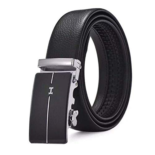 Mens Fashionable Casual Trousers Waist Leather Belt Rcnry Business Casual Mens Belt