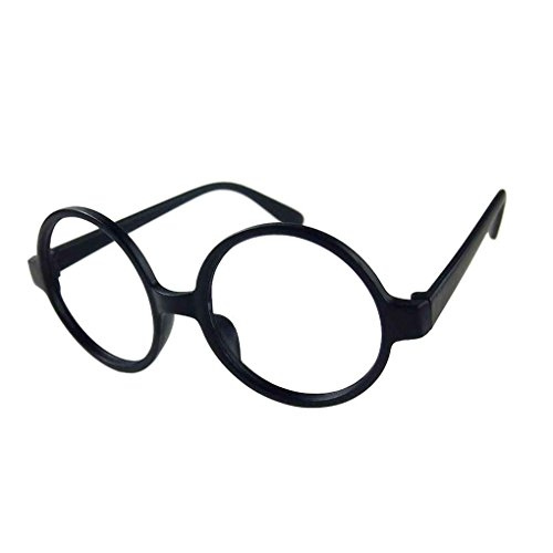 Pink Glasses Dress Nerd Providethebest Frame Eyeglasses Big Round No ...