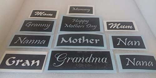 20 plantillas de palabras para el día de la madre (mezcladas) para ...