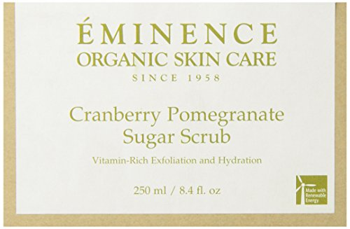 Eminence Cranberry Pomegranate Sugar - Body Scrub Cranberry