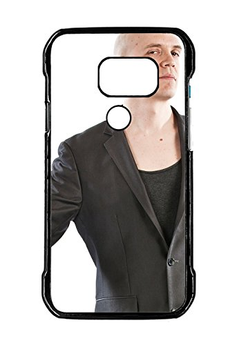 Samsung Galaxy S7 Active-Version Protective Case, unique Stylish Case slim durable devin townsend bald jacket guitar light Samsung Galaxy S7 Active-Version TPU Cases Cover Design By [Alex Alina]