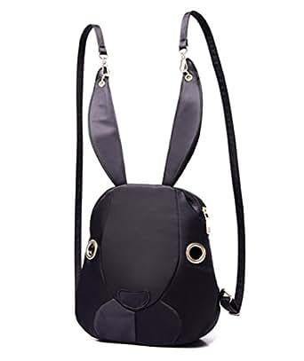 YAAGLE Girls Shoulder Casual Messenger Bag Rabbit Women Backpack