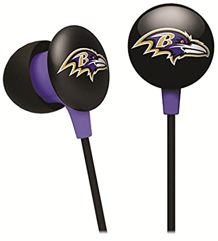 NFL Football IHIP Ear Buds - Pick Your Team - Ipod Redskin