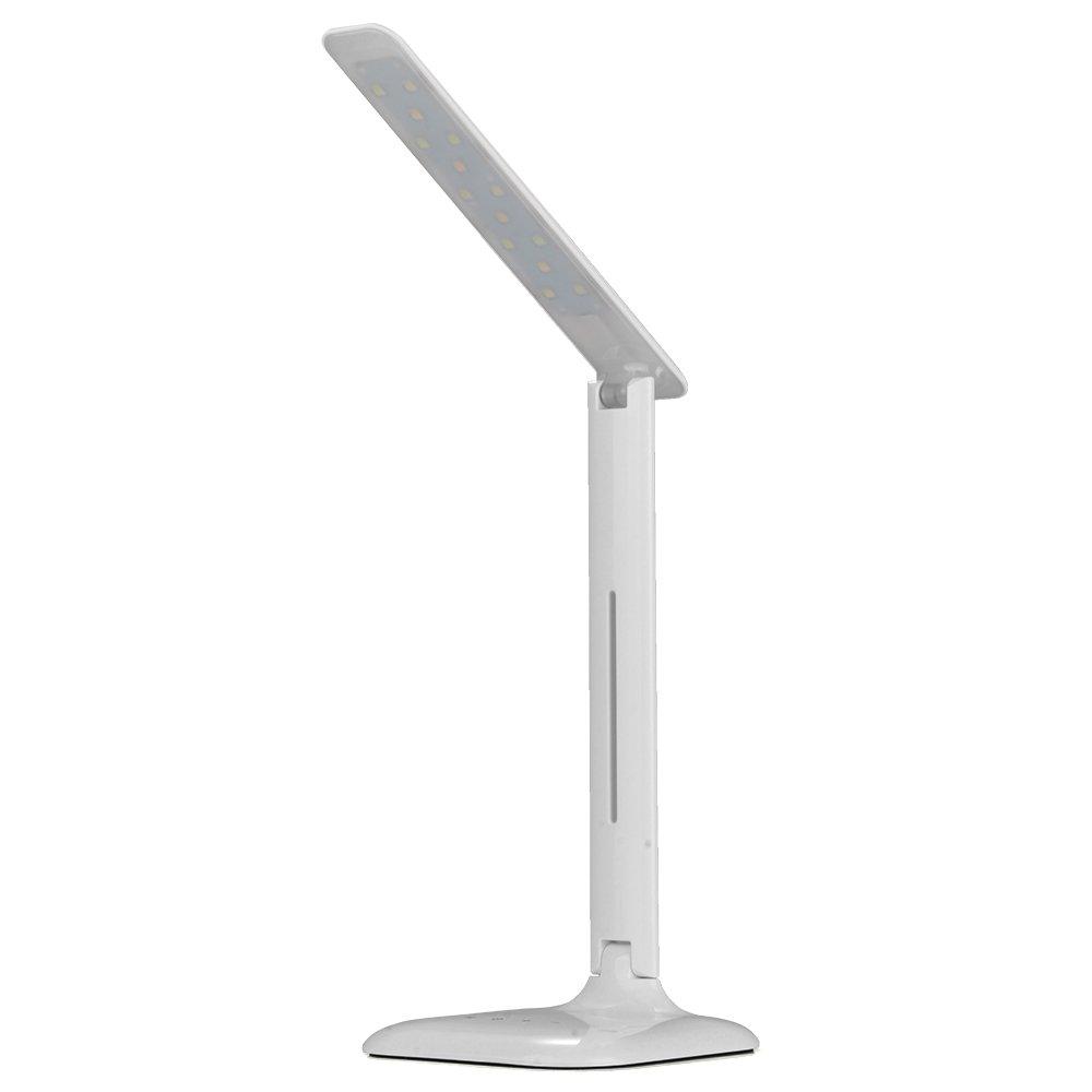 CroLED 4 W lámparas LED lámpara de escritorio con 5 niveles ...
