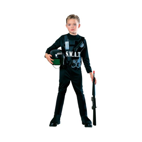 SWAT Team Child Costume - -