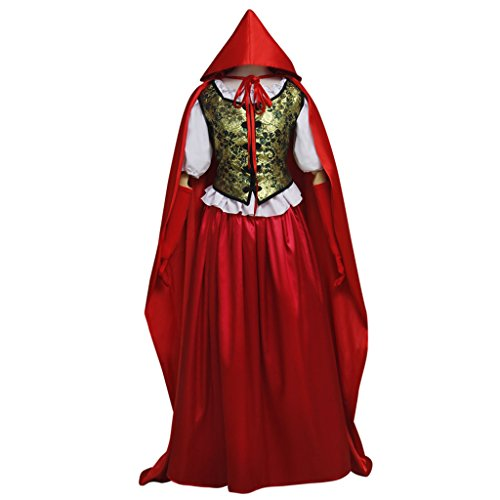 CosplayDiy Women's Dress for Once Upon a Time