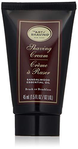The Art of Shaving Shaving Cream, Sandalwood, 1.5 oz