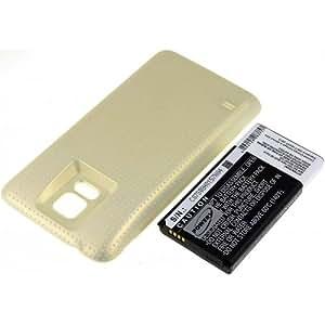 Batería para Samsung SM-G9009D oro, 5600mAh 3,85 V, [-Batería de ión-litio para ordenadores de bolsillo (PDA)]