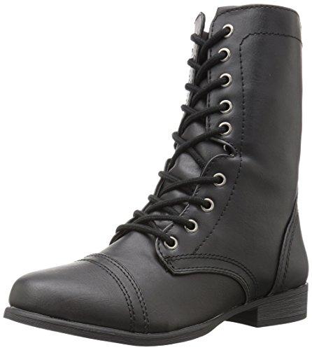 Topline WoMen Sothis Combat Boot Black