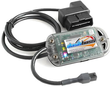 (Dashboss Gen 2 BLUE Bluetooth iPhone/iPod/iPad Performance Monitor)