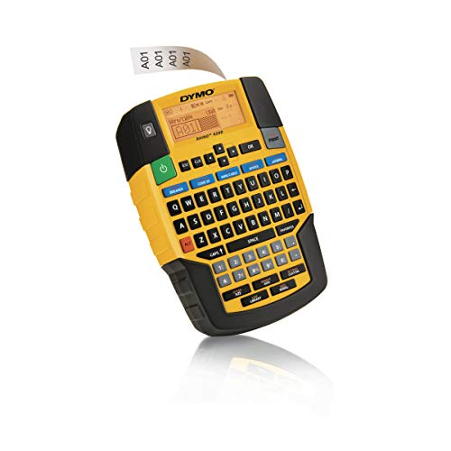 DYMO Industrial Label Maker | Rhino 4200 Label Maker, Time-saving Hot...