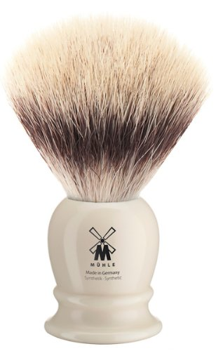 Muhle 39k257 Synthetic Silvertip Fibre Shaving Brush
