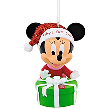 e189718c1 Amazon.com: Disney Parks Blue Baby Mickey Mouse Baby's First ...