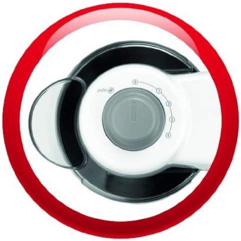 Moulinex qa201110 Robot de cocina Masterchef Compact con licuadora ...