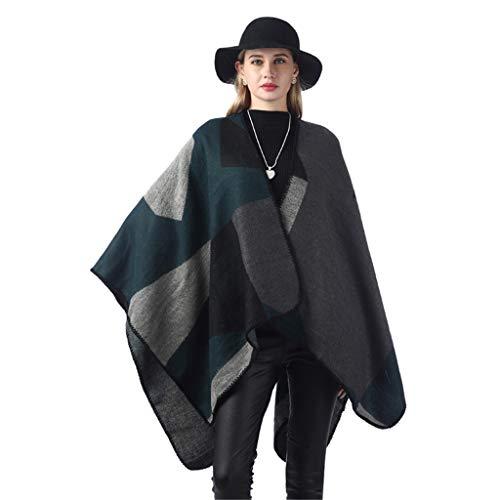 Goddessvan 2019 Women Soft Cashmere Scarves Warm Blanket Solid Winter Shawl Elegant Wrap