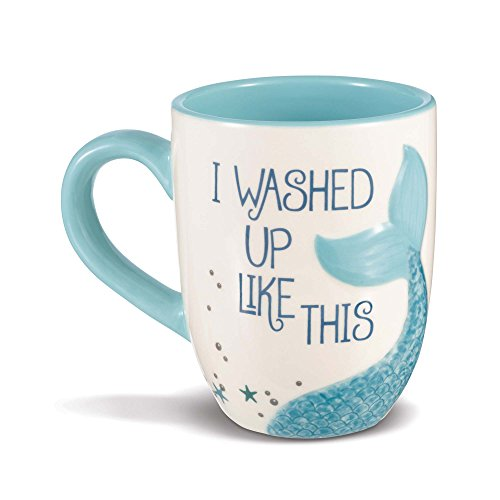 Grasslands Road I Washed Up Like This Mermaid Coffee Mug