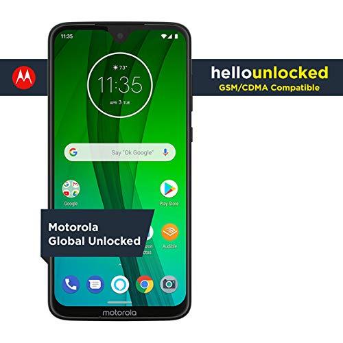 Moto G7 with Alexa Hands-Free - Unlocked image 1