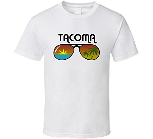 Tacoma Sunglasses Favorite City Fun In The Sun T Shirt M - Sunglasses Tacoma