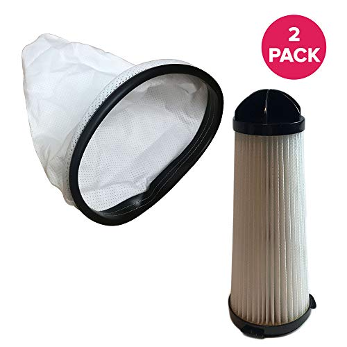 Think Crucial Replacement for Hoover Backpack Vacuum Bag & H