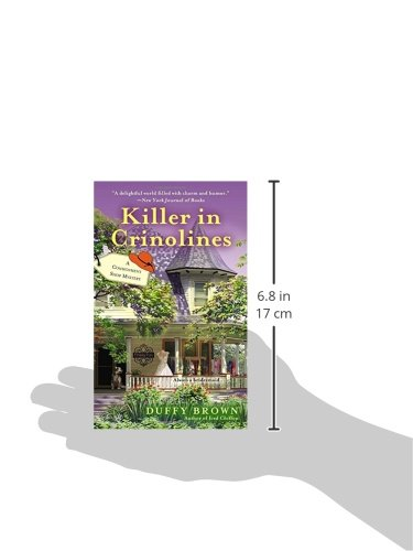 Killer in Crinolines (Consignment Shop Mysteries): Amazon.co.uk: Duffy Brown: 9780425252154: Books