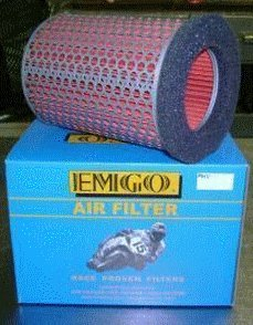 AIR FILTER HONDA 17220-415-003, Manufacturer: EMGO, Part Number: 202193-AD, VPN: 12-91100-AD, Condition: New