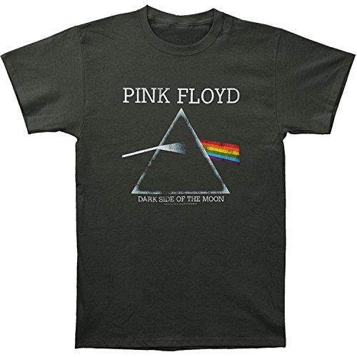 Dark Side Vintage T-shirt - Pink Floyd Dark Side of The Moon Vintage Distressed T-Shirt L