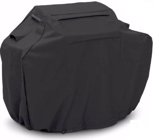 Mr Met Light (BBQ Gas Grill Cover Black 58