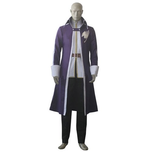Fairy Tail Gray Fullbuster Costume (Cuterole Anime Fairy Tail Gray Fullbuster Cosplay Costume Halloween Uniform Custom)