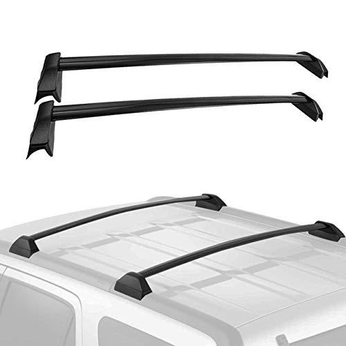 Honda Element Roof Rack - ALAVENTE 2 Pcs Roof Rack Cross Bars Crossbars Compatible for Honda CR-V 2002 2003 2004 2005 2006 (Black)