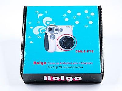 Holga Close-Up and Macro Lens Kit for Fujifilm Instax Mini 7s