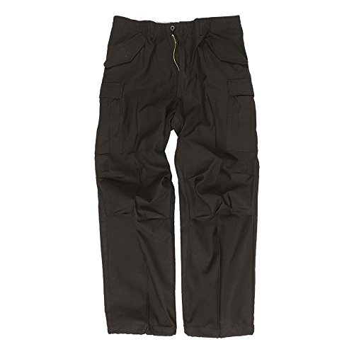 Pantalon Treillis US M65 noir