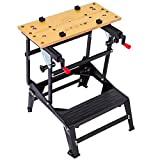 FORUP Folding Multipurpose Workmate Workbench Sawhorse (workbench)