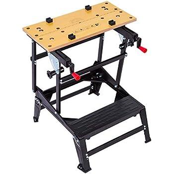 Amazon Com Forup Folding Multipurpose Workmate Workbench