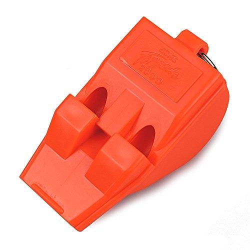 ACME Tornado T2000 Signalpfeife, Notfallpfeife - orange