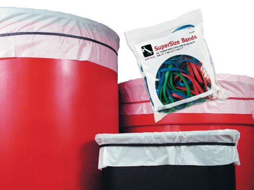 Alliance Rubber 08997 Supersize Bands Assorted Large