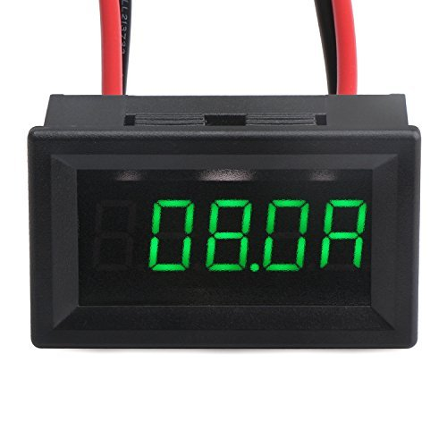Measurement & Analysis Instruments Bright Dc 50a Led Digital Amp Panel Meter Dc Ammeter Ampere Meter Current Meter Amperemeter Power Supply Dc 12v Street Price