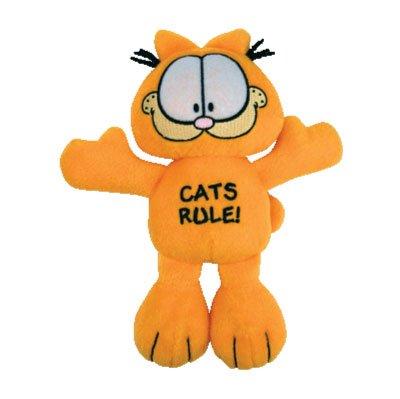 (TY Bow Wow Beanies  Garfield  - Cat's)