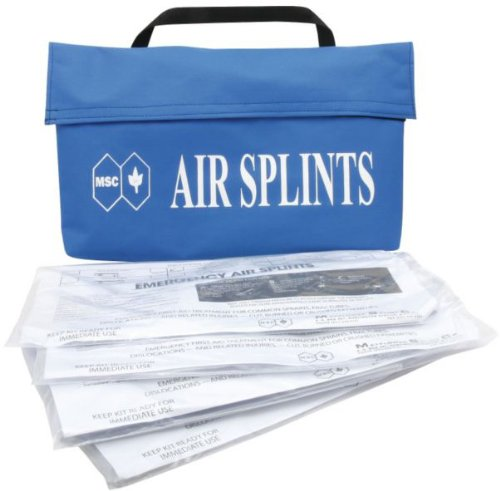 North by Honeywell 430500 Inflatable Splint Set