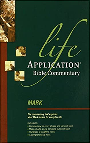 Book Mark: Lab Comm (Life application Bible commentary)