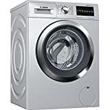 Bosch 8 kg Fully Automatic Front Loading Washing Machine (WAT28461IN) 1400 RPM Silver