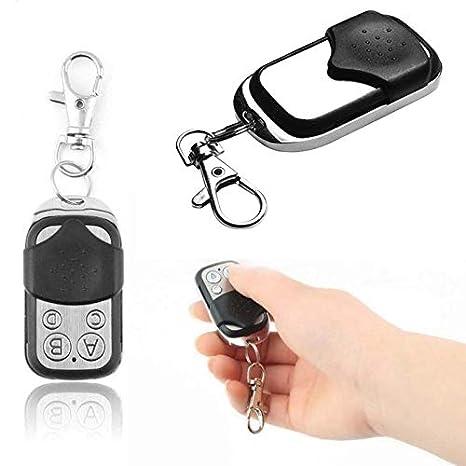 2Pcs //4Pcs Universal Wireless Cloning Remote Control Key Fob for Car Garage Door Electric Gate 1pcs XuBa 1Pc